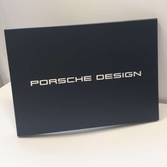 Video Booklet 7 Zoll HD Bildschirm Porsche Design